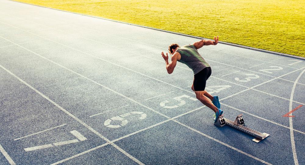 Schnellkraft erfolgreich trainieren