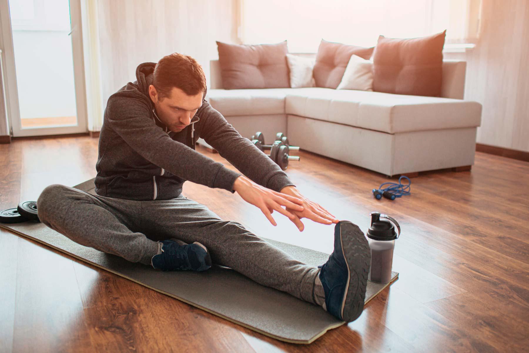 Mobility Training zur Verbesserung der Beweglichkeit & Flexibilität