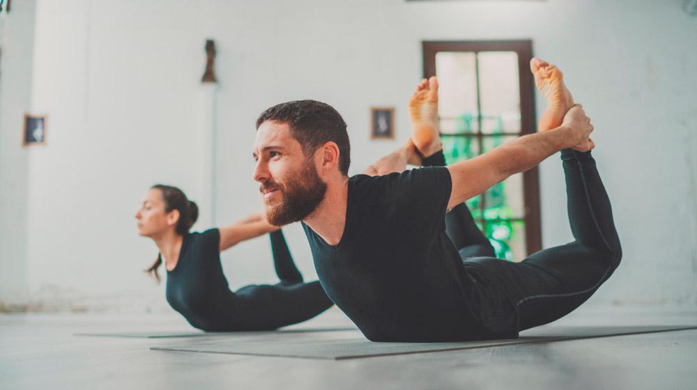 Flexibilität im Oberkörper verbessern