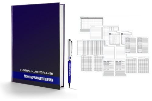 Arbeitsbuch für Fußballtrainer